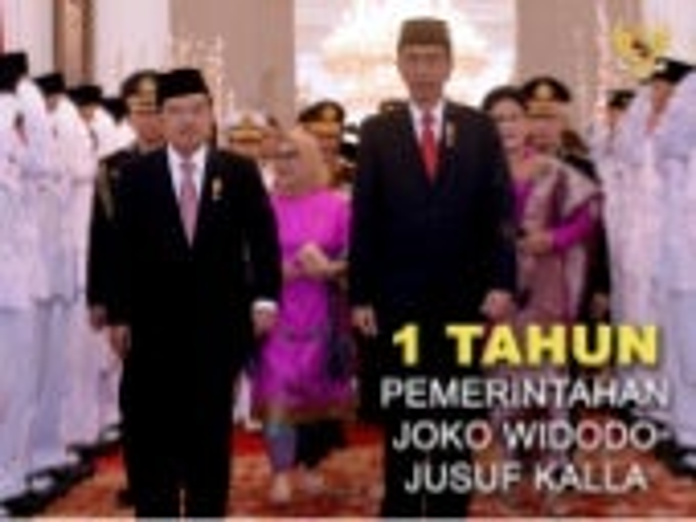 Pencapaian 1-tahun-jokowi-jk Menuju 3 Tahun Jokowi JK