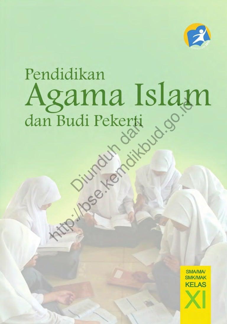Pendidikan Agama Islam Dan Budi Pekerti Kelas Xi Buku Siswa