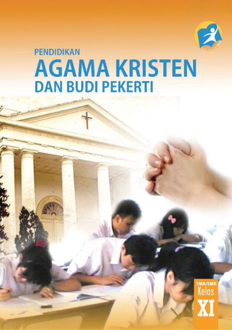 Pendidikan Agama Kristen Kelas Xi Kurikulum 2013