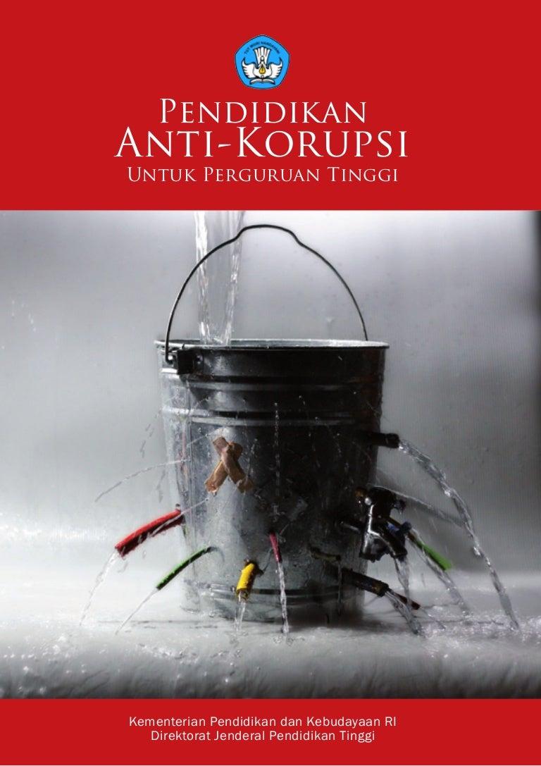Pendidikan Anti Korupsi - Buku Pendidikan Anti Korupsi untuk PT SlideShare768 × 1087Telusuri gambar