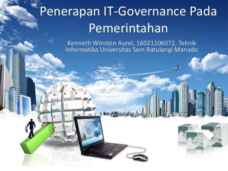 Penerapan It Governance Pada Pemerintahan