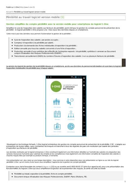 Penibilite au-travail-logiciel-version-mobile