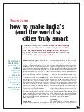 Ericsson Business Review: People power: how to make India's (and the world's) cities truly smart