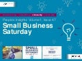 People's Insights Volume 1, Issue 47: Small Business Saturday