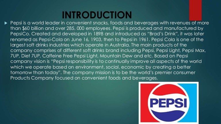 introduction to pepsi collecting