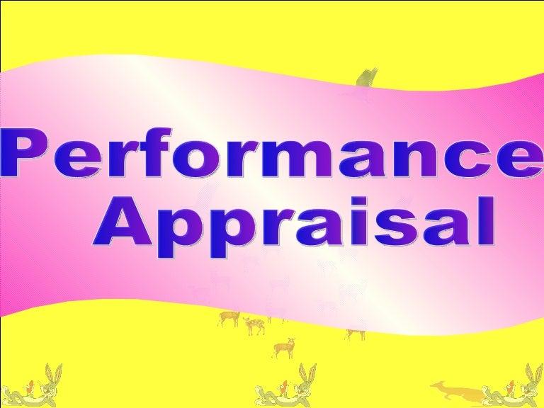 performanceappraisal12297775209433711thumbnail4jpgcb 1229748838 – Performance Appraisal