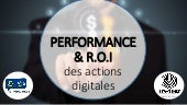 Performance marketing & ROI des Actions Digitales - eDay