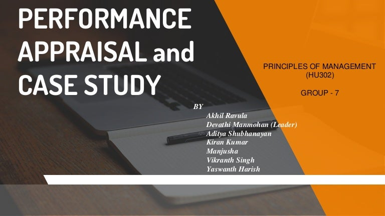 performance appraisal case study with solution Case study of performance appraisal  one stop solution for telecommunications towers and other ict infrastructures in the market within five years our promise to .