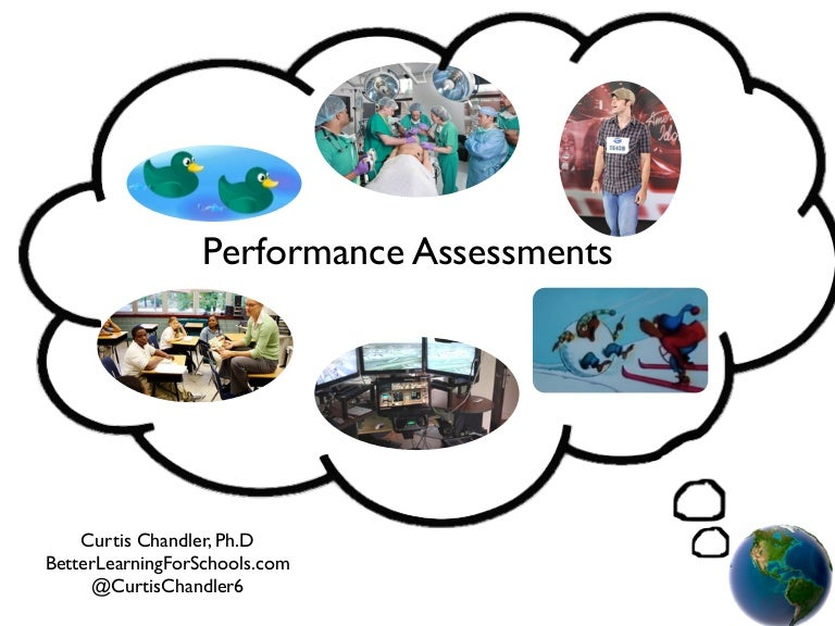 Performance Assessment May 2015