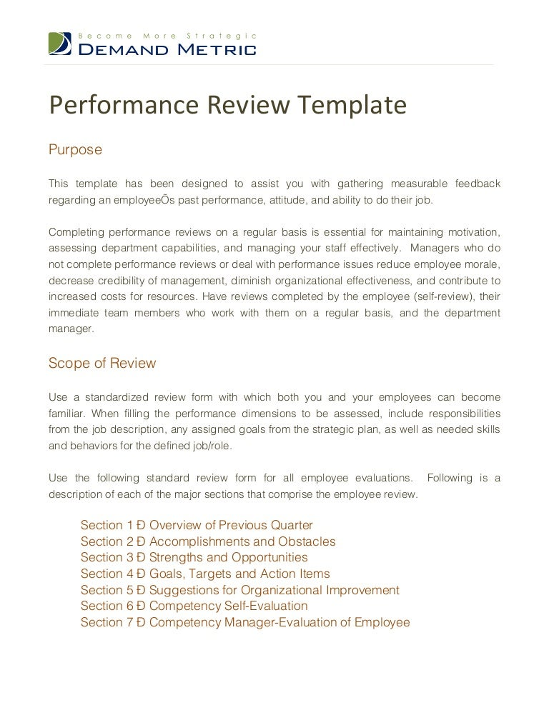 performancereviewtemplate120408131820phpapp02thumbnail4jpgcb 1354791219 – Performance Review Format