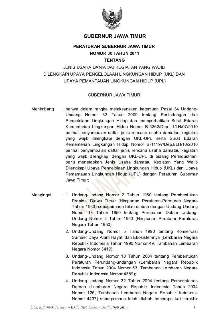 Dokumen Amdal Pdf