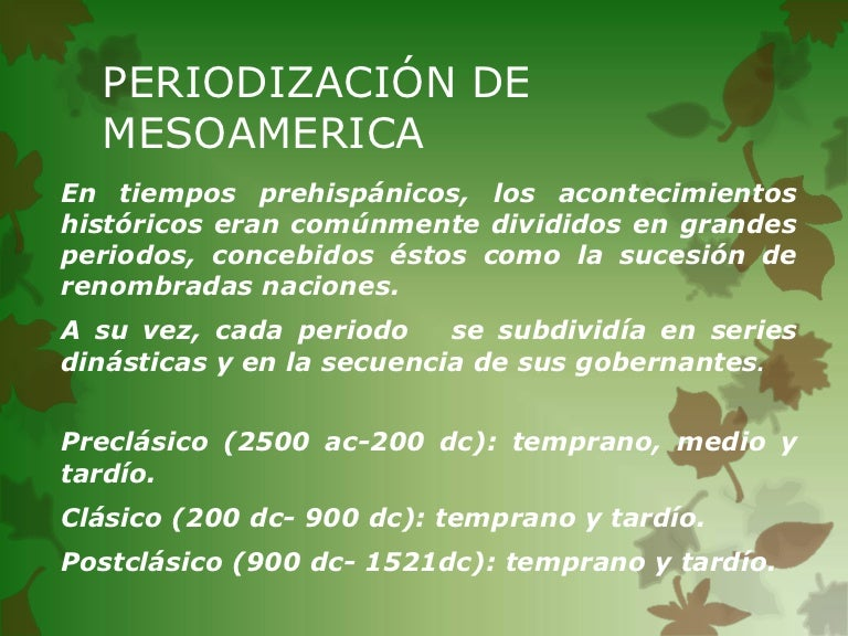 mesoamerica y aridoamerica pdf