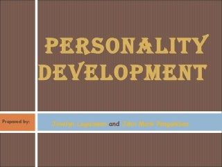 Personal And Professional Development boa