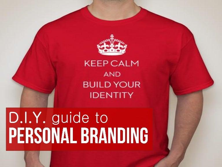 Personal branding do it yourself solutioingenieria Gallery