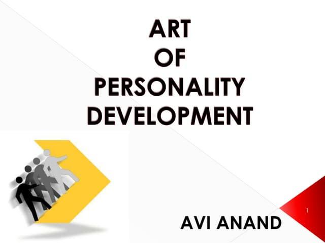 Personality development avi