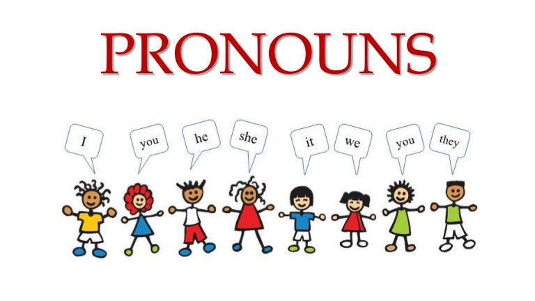 Personal Pronoun Sgrade8 on Possessive Pronouns