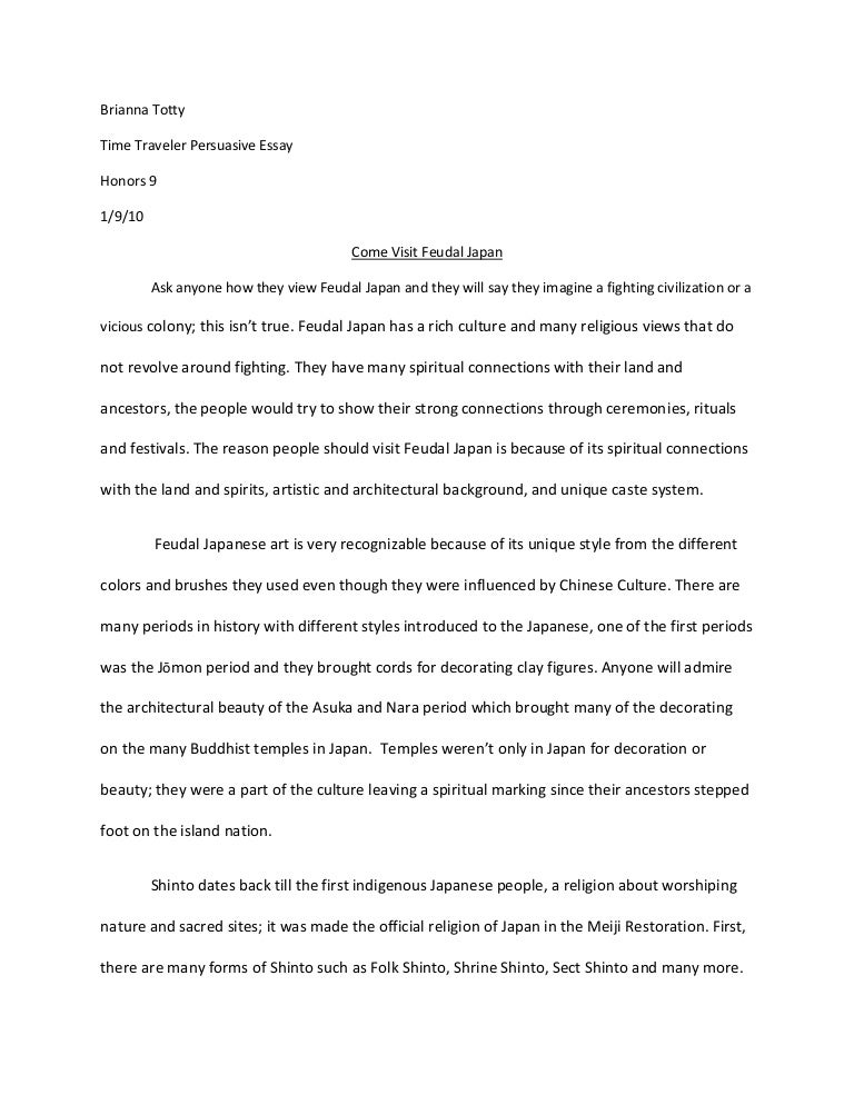 Essay On Conservation Of Natural Resources Persuasive Essay Battle Royal Essay also Essay Explanation Feudalism Essay Persuasive Essay Ese Feudalism Vs European Feudalism  Familiar Essay Topics
