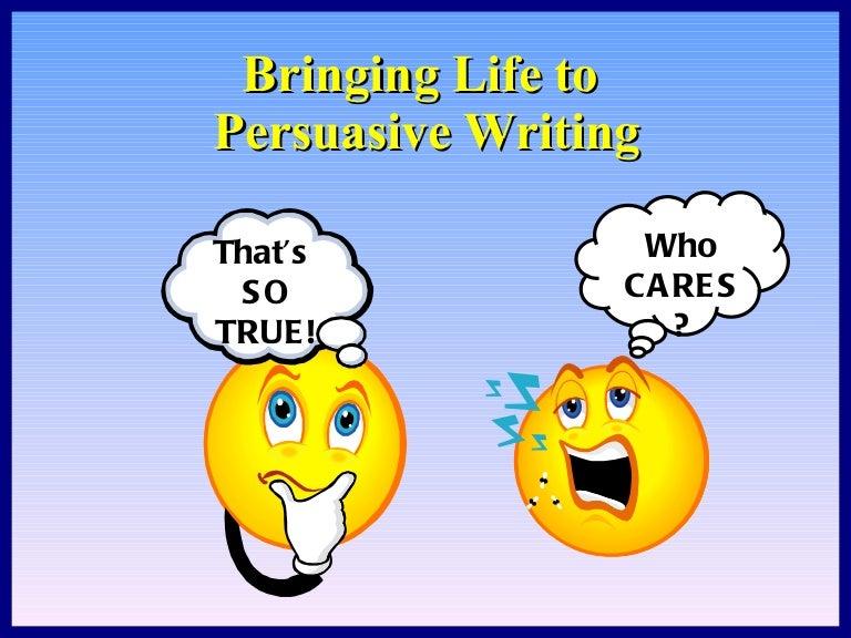 Persuasive essays on greed
