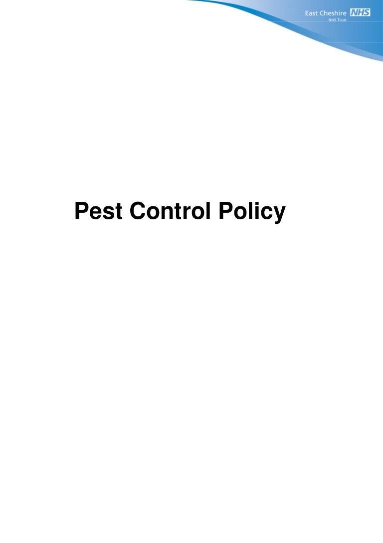 Pest Control 1782