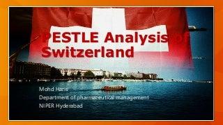 Cryptocurrency pestl analysis switzerland