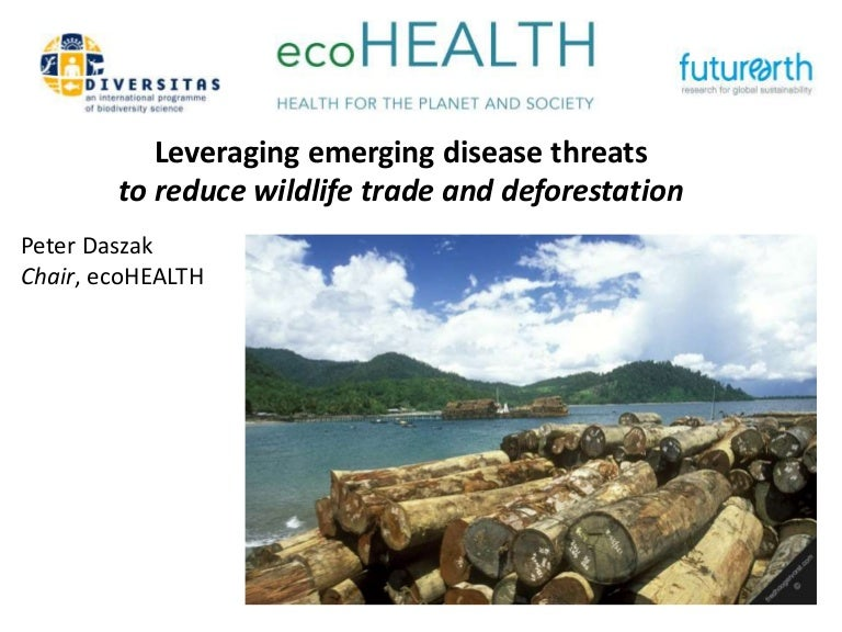 Leveraging emerging disease threats to reduce wildlife trade and def…