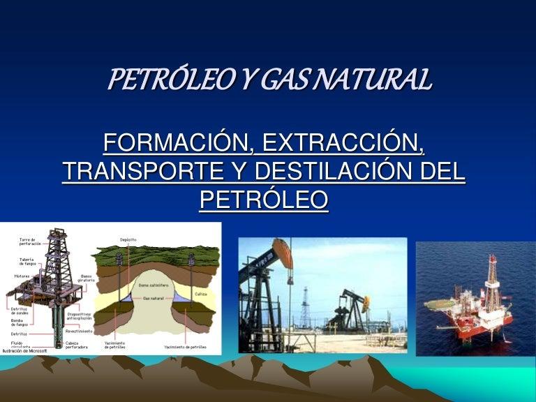 petr u00f3leo y gas natural presentaci u00f3n power point