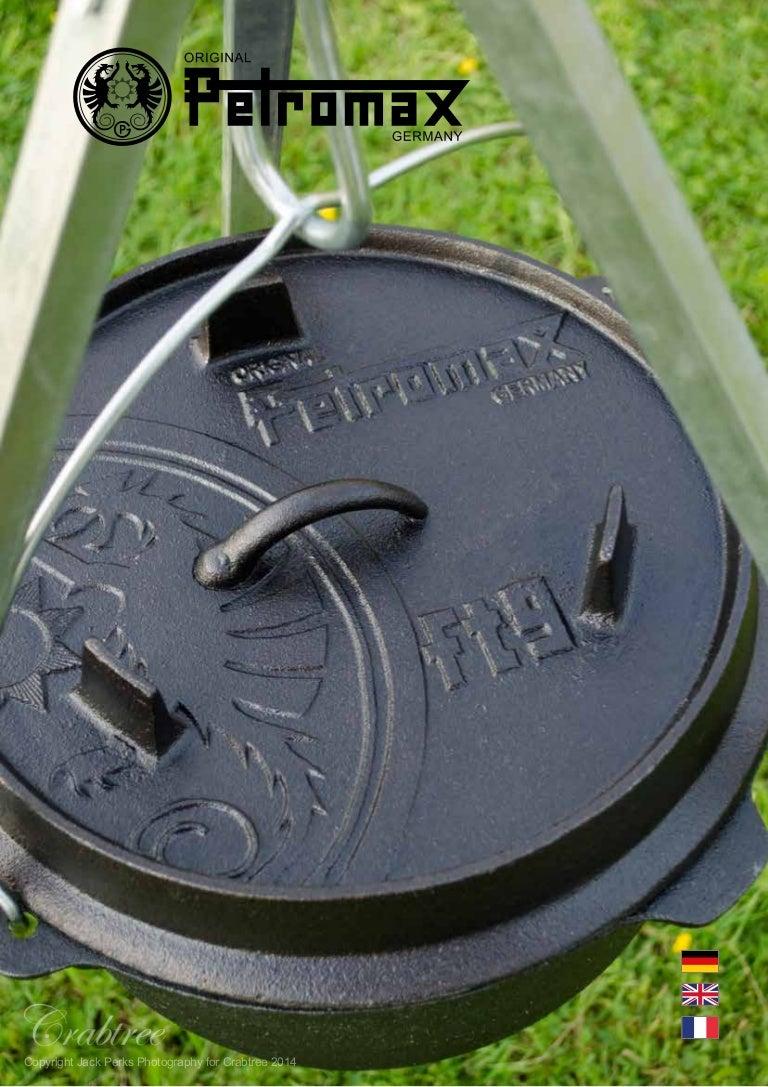 PETROMAX Ofen Halterung zu Feuerbox fb1 /& fb2 Set 4 Stück Edelstahl Backofen BBQ