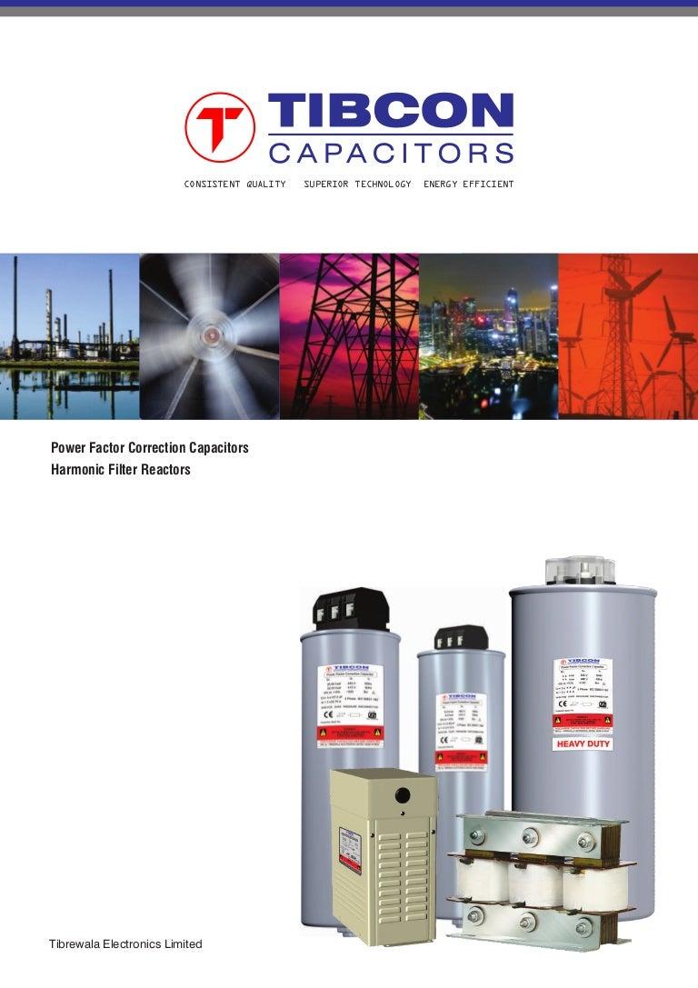 Pfc Capacitors Reactor Brochure 3 2 Mb