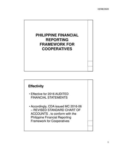 PFRF for Coops  webinar 2020 CDA Regional Office I