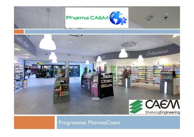 PharmaCaem en Francais
