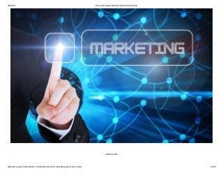 Pharmaceutical marketing plan case study