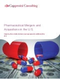 Pharmaceutical Mergers Acquisitions in the U.S