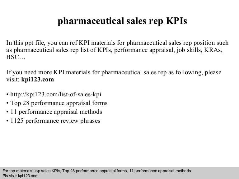 pharmaceutical rep
