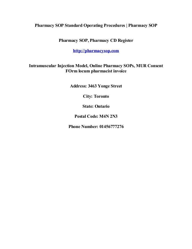 pharmacysopstandardoperatingprocedures-140417064142-phpapp02-thumbnail-4?cb=1397716944, Simple invoice