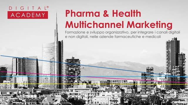 Pharma & Health Multichannel Marketing 2017
