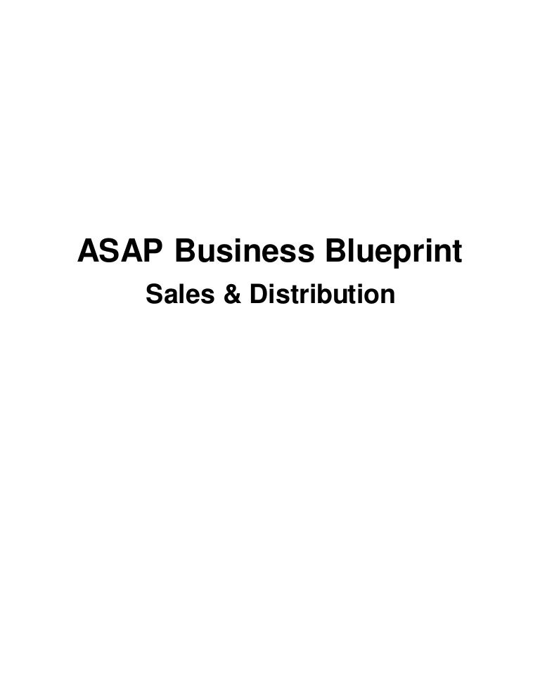Sap sd business blueprint malvernweather
