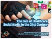 The role of #hcsm in 21st-Century Medicine