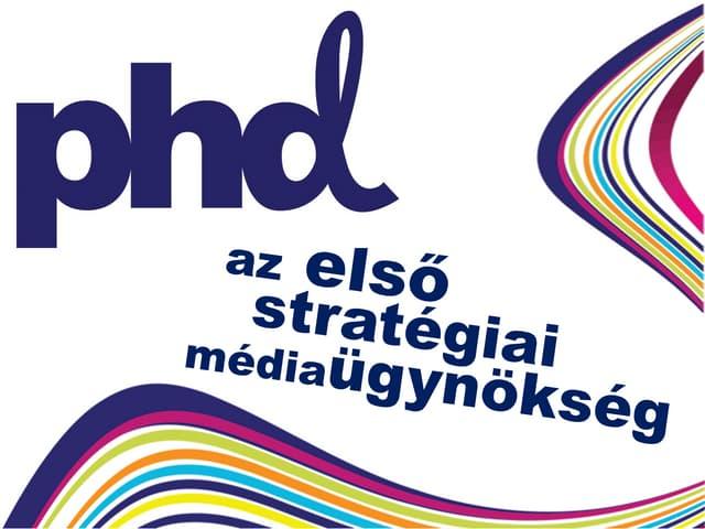 PHD bemutatkozó prezentáció