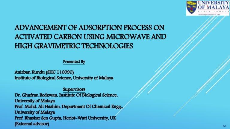Phd thesis adsorption