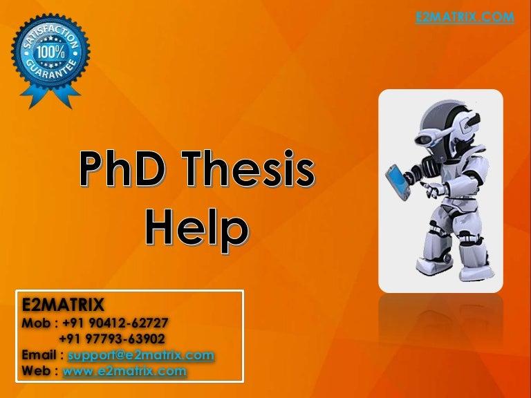 Buy a doctoral dissertation acm