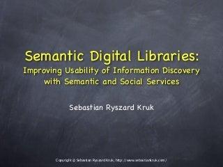 Phd thesis digital library