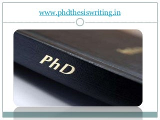 phd thesis in online marketing