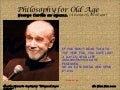 Philosophy_For_Old_Age_George_Carlin.pps