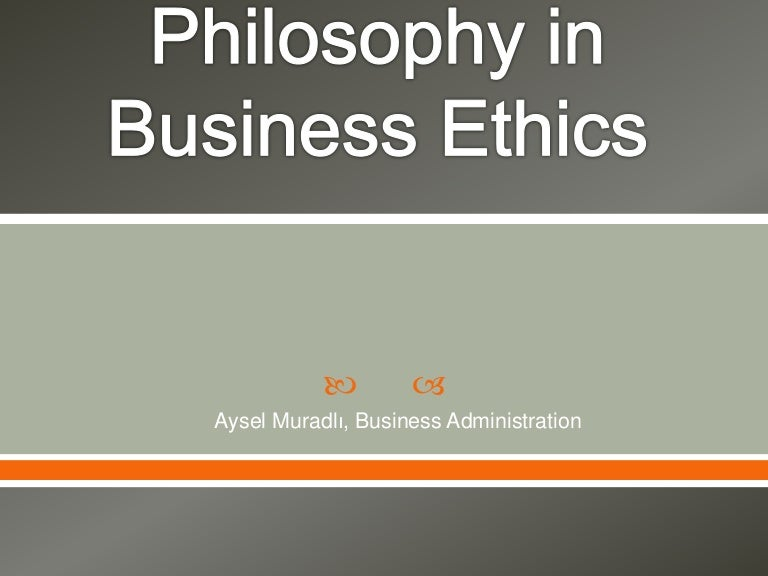 business ethics philosophy of human Business ethics relates to rules and principles that guide individual and work group decisions, whereas social responsibility: concerns the effect of organizational decisions on society business ethics was institutionalized through the federal sentencing guidelines for organizations during which of the following periods the 1990s using what you learned about business ethics.