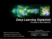 Philosophy of Deep Learning
