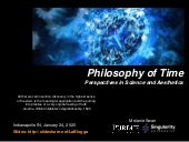Philosophy of Time, Science, and Aesthetics