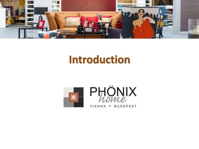 Phönix Home introduction