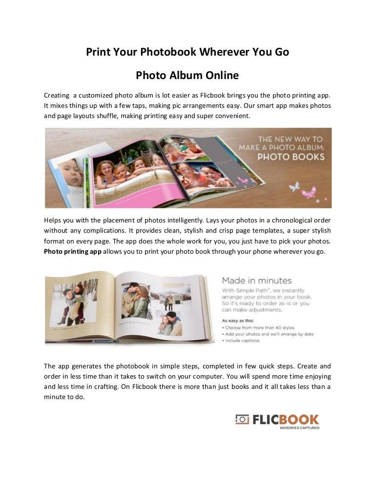 Photo Album Online