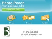 Photopeach tutoriala