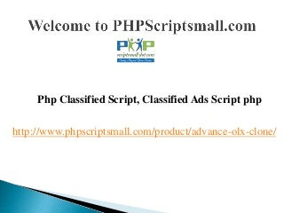 phpclassifiedscriptclassifiedadsscriptph